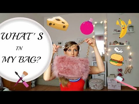 Какво Има В Чантата Ми?/Ася Енева/What's In My Bag?/Asya Eneva