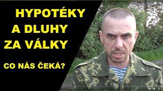 HYPOTÉKY A DLUHY ZA VÁLKY /Specnaz.cz/