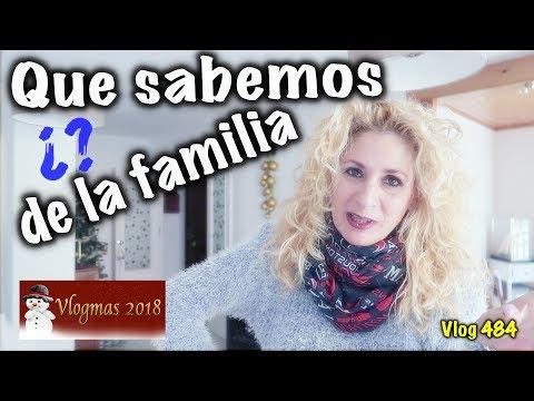 Regalos de Navidad + Conoce a tu familiaVLOGMAS 2018vl 484