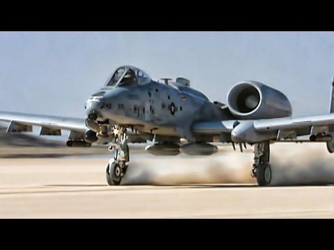 USAF Aircraft: A-10 • C-17 • F-4 • F-15E • F-35 • F-22