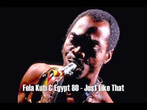 Fela Kuti - Just Like That