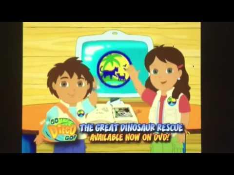 Go, Diego, Go! DVD trailer (2006)