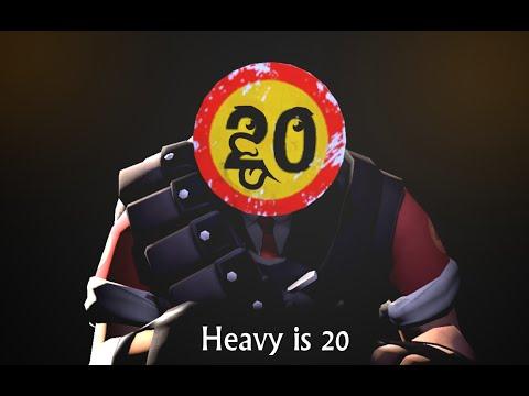 Heavy Is 20