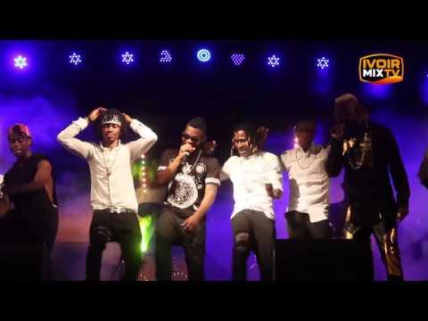ARAFAT DJ et BEBI PHILIP au concert de KEDJEVARA:
