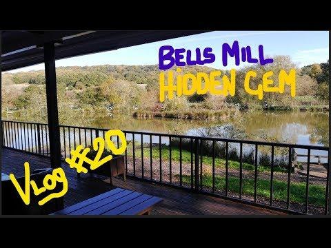 Pole Fishing At Bells Mill Fishery, A Hidden Gem