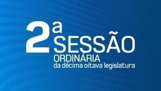 02ª Sessão Ordinária da Décima Oitava Legislatura