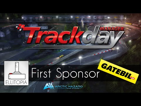 Trackday Manager #2 | First Sponsor