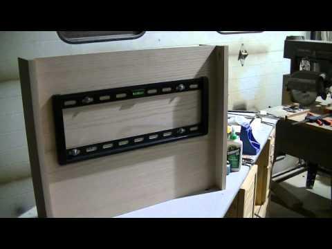 projects tv lift using linear actuators progressive doovi. Black Bedroom Furniture Sets. Home Design Ideas