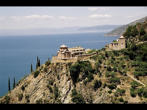 The Richest Structure in the World MT ATHOS. Documental film 2016. (English version)