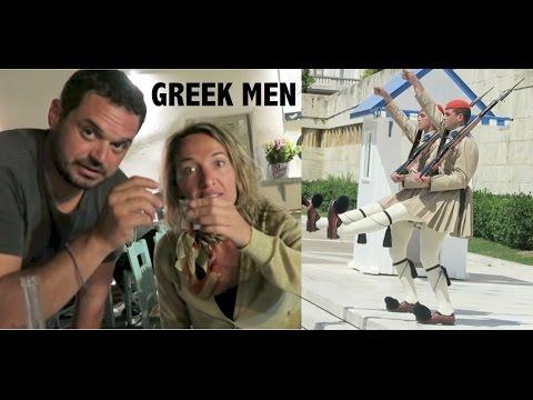 PAROS & ATHENS | HUNTING GREEK MEN! Husband Hunt #6