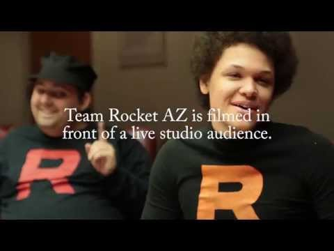 A Very Special Team Rocket AZ Thanksgiving