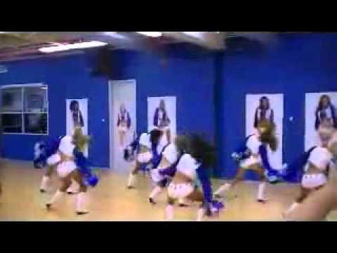 Dallas Cowboys Cheerleaders Camp DCC Dance - YouTube 182249a74
