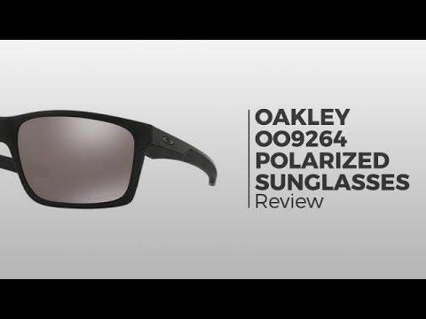 a6838fd576 Oakley OO9264 MAINLINK Polarized Sunglasses