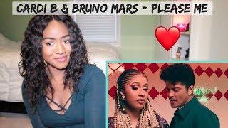 Baixar Cardi B & Bruno Mars - Please Me (Official Video)   REACTION