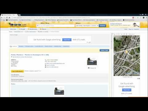 Local Business Directory List [Free Local SEO Tutorial]