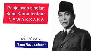 """Nawaksara"" - Pidato Soekarno"