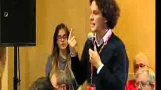 Socialismo es Laicismo Pedro Zerolo en Conferencia PSOE
