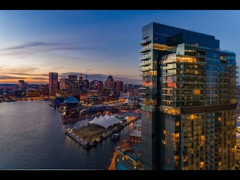 Four Seasons Private Residences Baltimore, a sophisticated living style