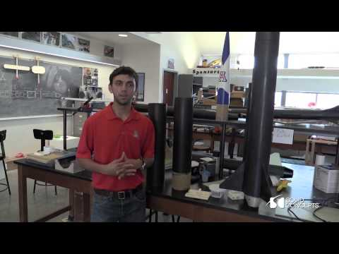 UA Engineering Students Launch 3-D Printed Rocket