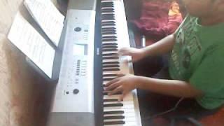 Final Fantasy X Piano - Auron