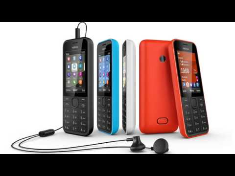 Nokia 207 and Nokia 208