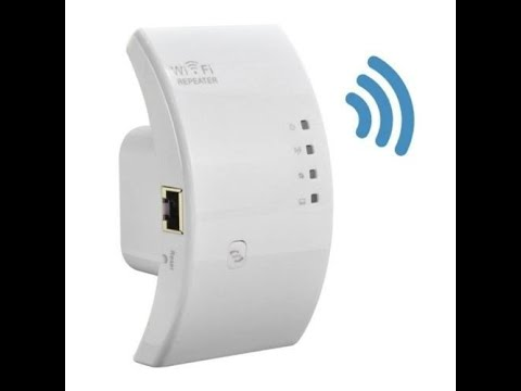 Como configurar um repetidor Wireless (wifi) em 1 minuto