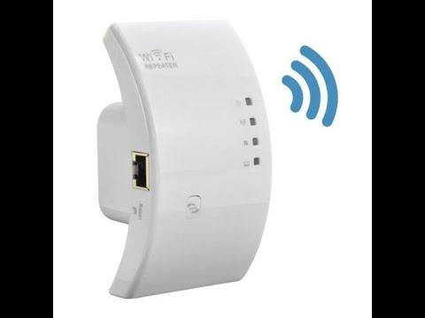 Como configurar um repetidor wireless wifi em 1 minuto - Repetidor de wifi ...