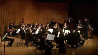 NIU Philharmonic - Corigliano - Elegy for Orchestra