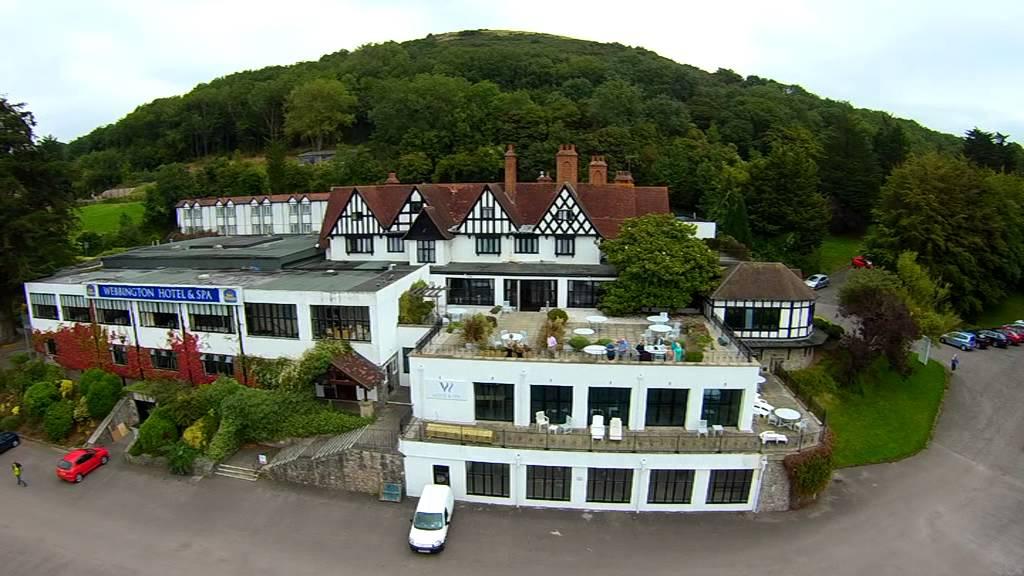 The Webbington Hotel & Spa - YouTube