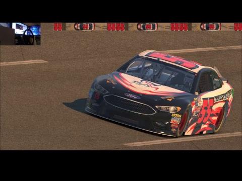 iRacing - NASCAR - Texas Motor Speedway - Race truck series