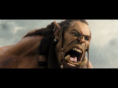 Warcraft - Chieftain  Durotan vs Gul'Dan fight scene