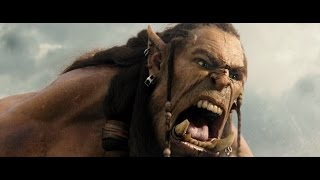 Warcraft - Chieftain  Durotan vs Gul'Dan fight scene