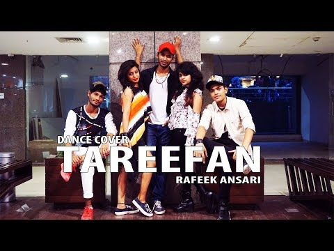 Tareefan | Veere Di Wedding | QARAN Ft. Badshah | Dance Cover By Rafeek Ansari