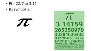 Why pi number is approximated to 22/7 ?
