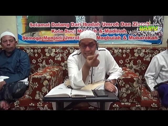 Kajian Kitab Mukaasyafatul Quluub 2020-01-18 - Balasan Dari Kedzoliman