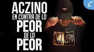ACZINO en CONTRA de lo PEOR de lo PEOR | 2018 Freestyle/Rap
