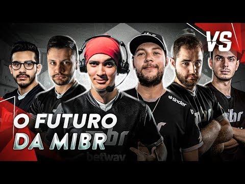 MIBR: A NOVA LINE-UP DE CS:GO FEAT. ZEWS | Versus Esports