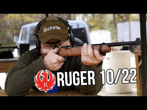 Ruger 10/22: A Rifle Everyone Should Own (PATRICK IS BACK!!!!)