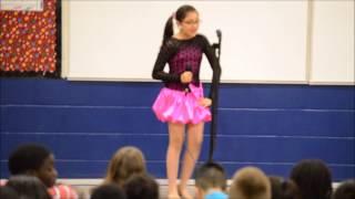Veronica Singing Gold By Britt Nicole School Talent Show 2014-2015