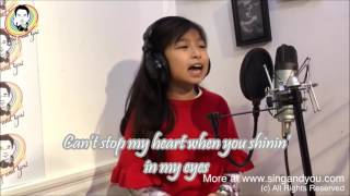 You're my Flashlight Jessie J covered by Celine Tam 譚芷昀