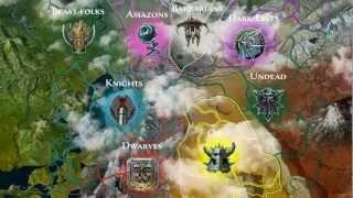 World of Battles: Morningstar - Global Warfare Trailer