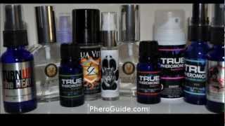 Top 3 Social Pheromone Colognes