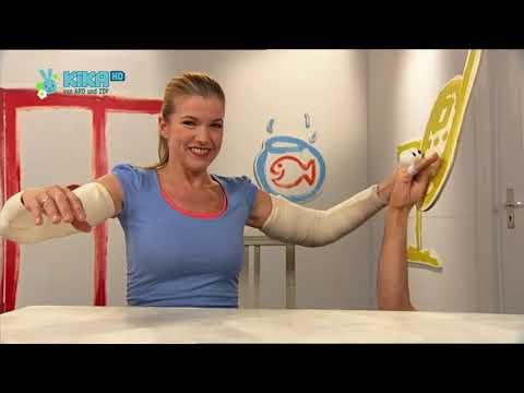 Anke hat beide Arme gebrochen - Die Sendung mit dem