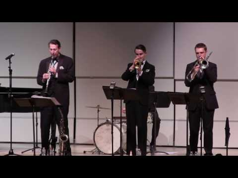 Blues (my naughty sweetie gives to me) - Dan Levinson's Roof Garden Jass Band - Essex Winter, 2017