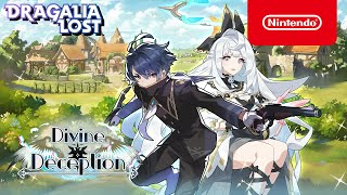 Dragalia Lost - Summon Showcase: Divine Deception
