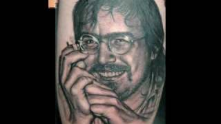 Portrait Tattoo Andy Engel