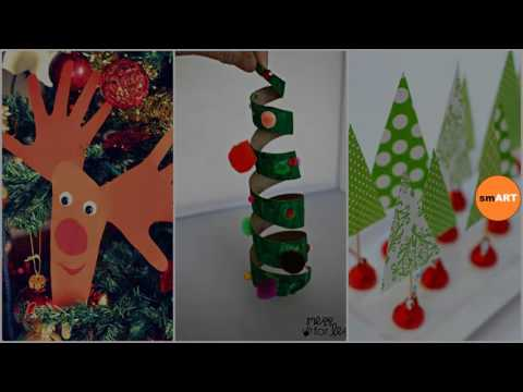 Christmas Craft Ideas For Children Easy Christmas Crafts And