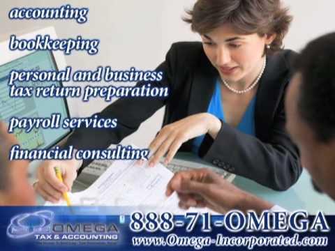 Omega Tax & Accounting - Accounting Robbins,IL 60427