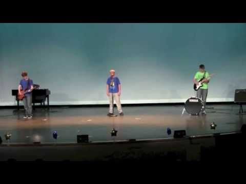 Seven Nation Army Challand Middle School Talent Show 2013