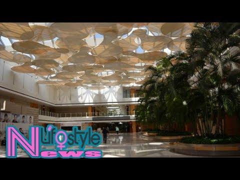 Inside the shenzhen campus of chinese tech giant huawei